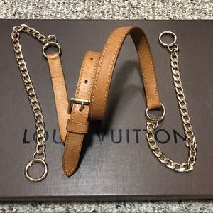 Louis Vuitton Adjustable Crossbody Strap